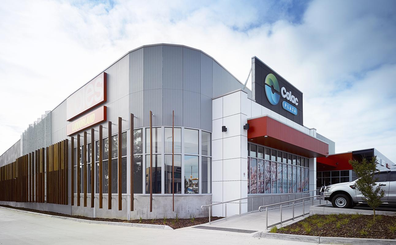 Colac Retail Development