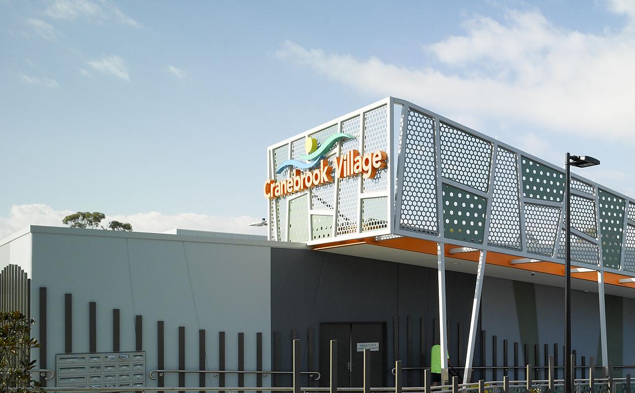 Cranebrook Village Shopping Centre