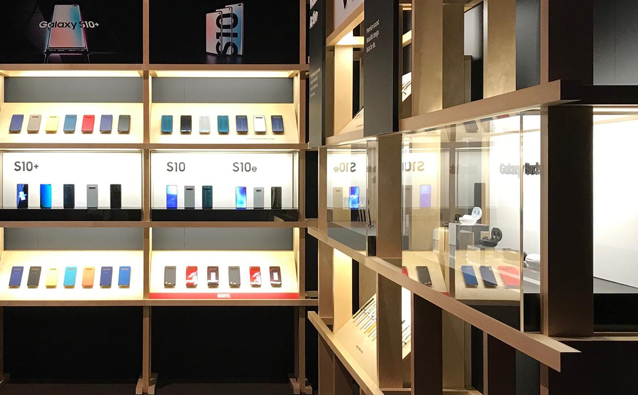 Samsung's Galaxy Studio For Vivid Sydney