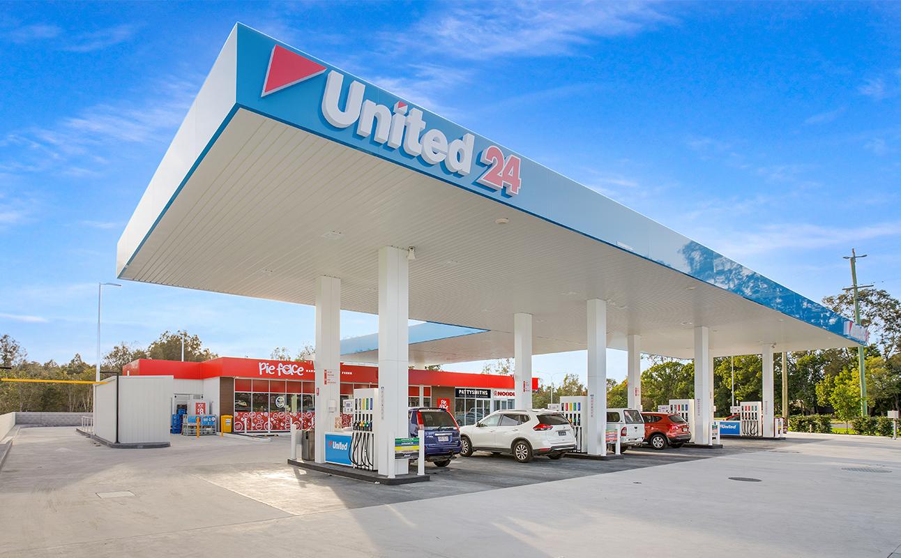 United Petroleum Merrimac