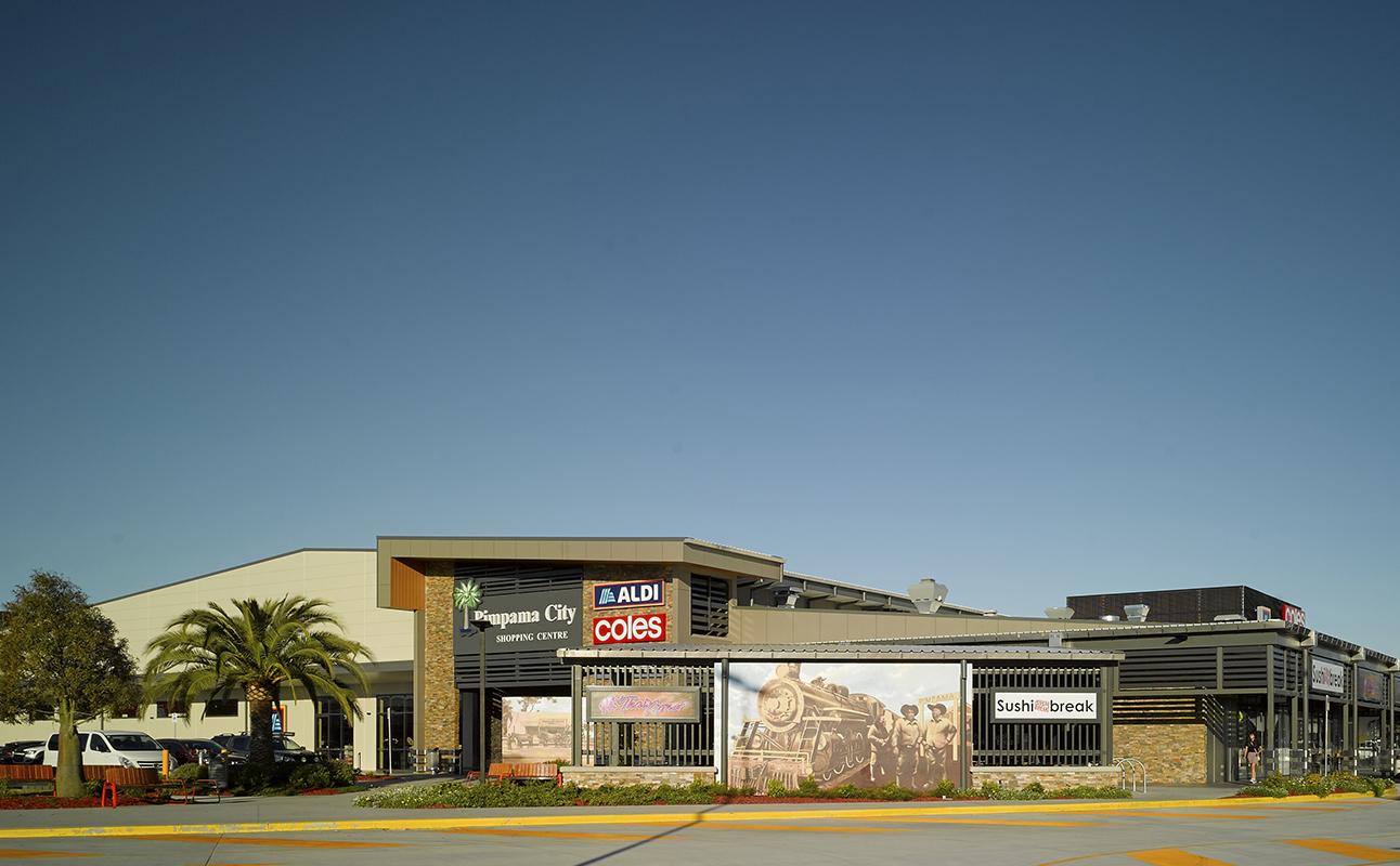 Pimpama City Shopping Centre