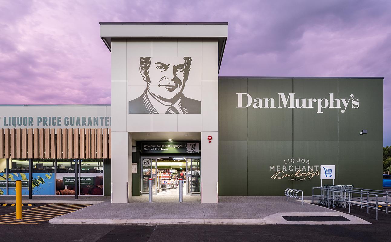 Dan Murphy's Secret Harbour
