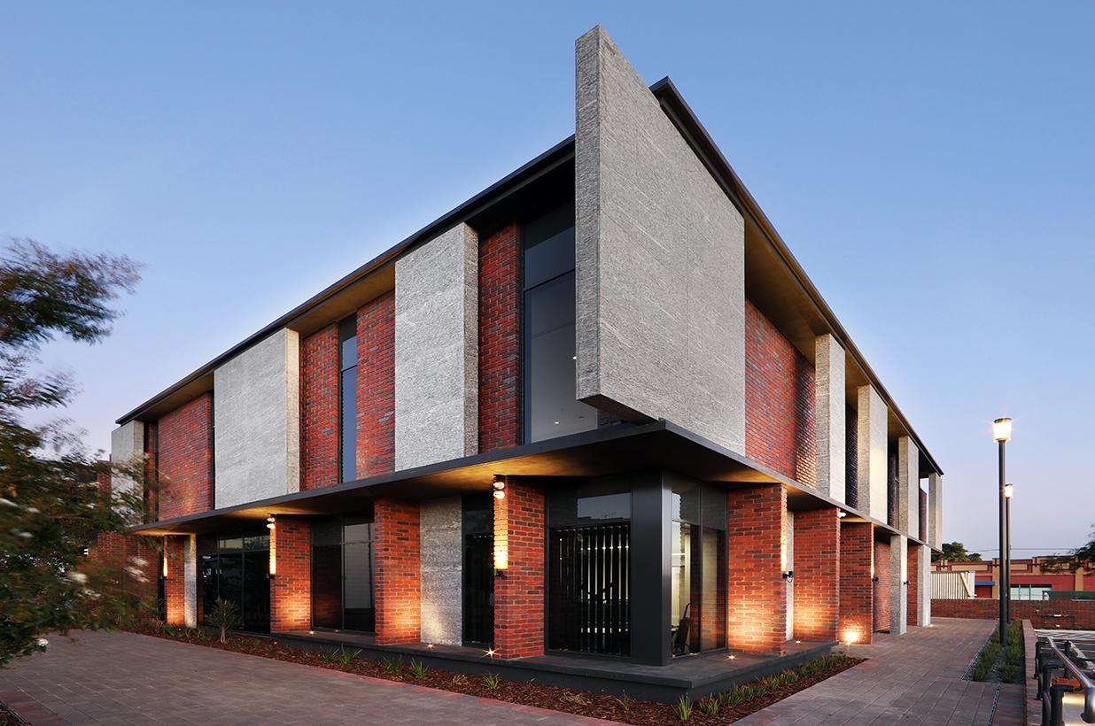ARCHITECTURE MEDIA Block LANDSCAPE A 3